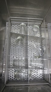 The final product after rinsing! The power of ultrasonic cleaning is Amazing!